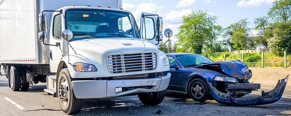 Holland truck crash attorney