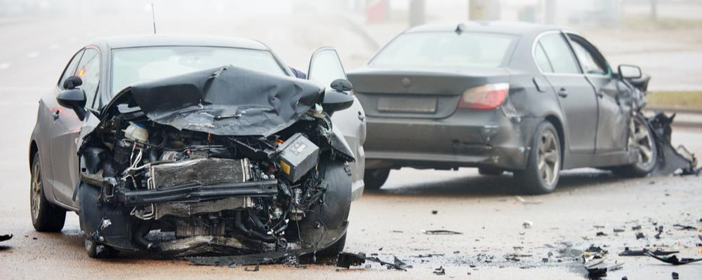 West Michigan hit head on car accident attorney